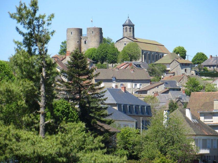 Tours de Crocq - Randonnée Creuse - Randonnée Limousin