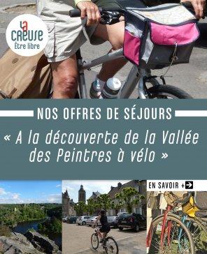 Offres de séjours sportifs en Creuse