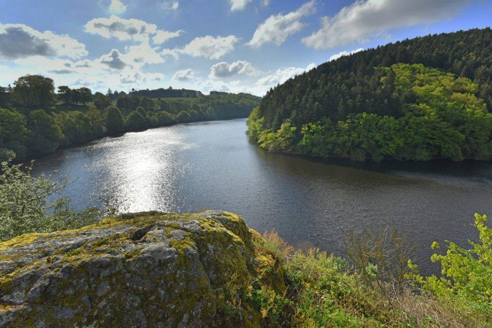 Vallée du Thaurion - Randonnée Creuse - Randonnée Limousin