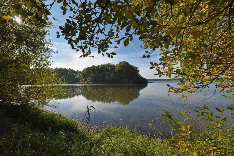 Randonnée étang des Landes - Randonnée Creuse