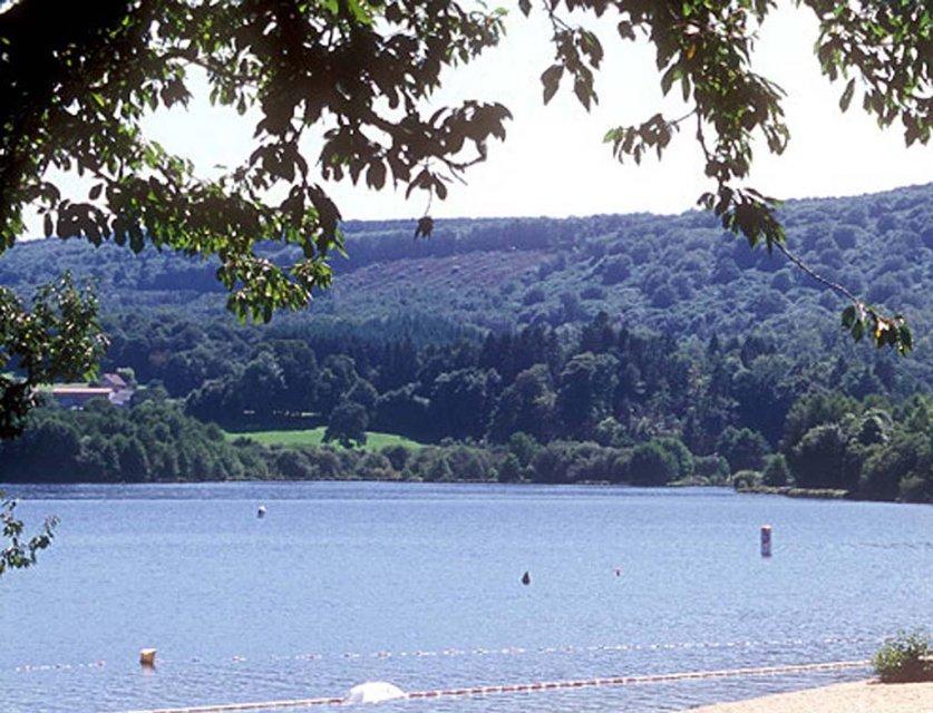 étang de courtille Creuse - sport en Creuse